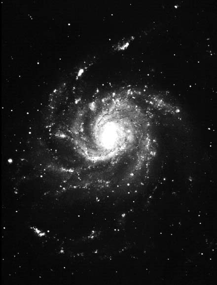M101 in Ursa Major